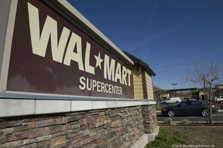 Walmart has installed solar panels at stores across Maryland.