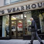 Men's Wearhouse's better-than-expected earnings boost analyst's estimates