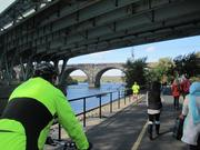The Head of the Schuylkill Regatta in Philadelphia attracted 6,800 rowers and 1,429 boats on Oct. 26-27.