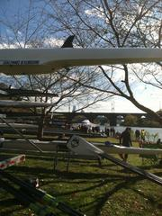 Boats from the University of Connecticut.
