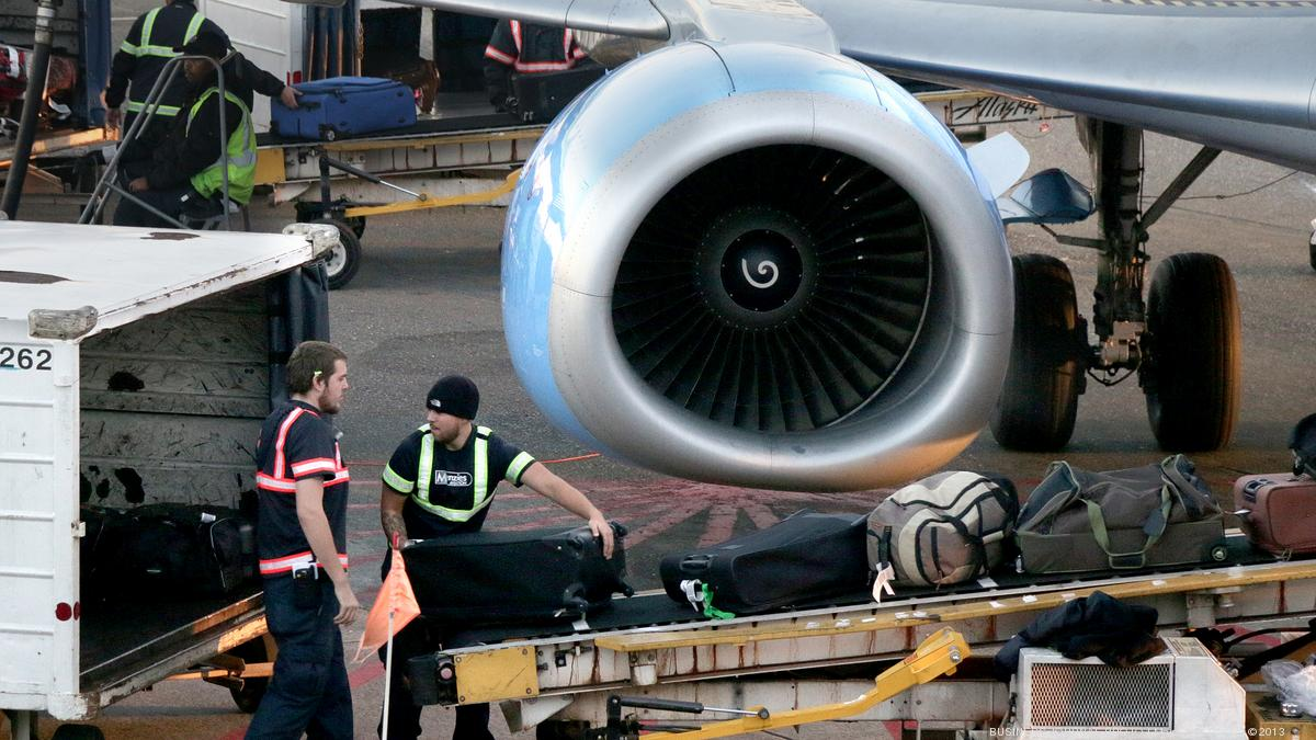 Alaska Airlines Baggage Handler Menzies Fined By Labor