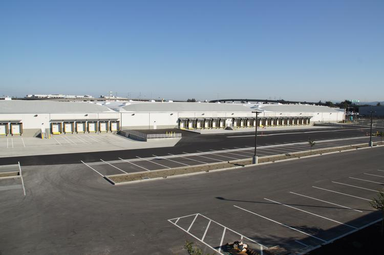 The property was renovated and leased to FedEx Ground earlier this year.