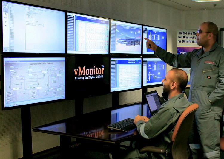 Rockwell Automation will strengthen its technology serving the oil and gas industry with the acquisition of vMonitor.