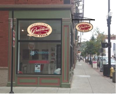 Graeter's CEO Rich Graeter said the company signed a long-term lease for about 1,000 square feet of space at 1401 Vine St. If all goes according to plan, Graeter hopes to open the store before the holidays.