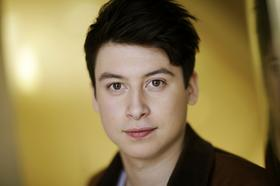 Nick D'Aloisio, founder of Summly, a mobile application that summarizes news articles for small-screen devices, poses for a photograph in London on March 26, the day it was announced Yahoo was buying his company for a reported $30 million.