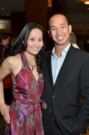 Linh Luu and David Nguyen