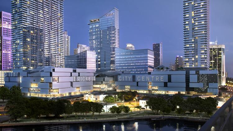 Swire Properties has released a new logo and name style for Brickell City Centre