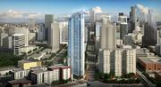 The Laconia project is on the north edge of downtown Seattle, and about three blocks from where Amazon.com is building a 3.3-million-square-foot campus.