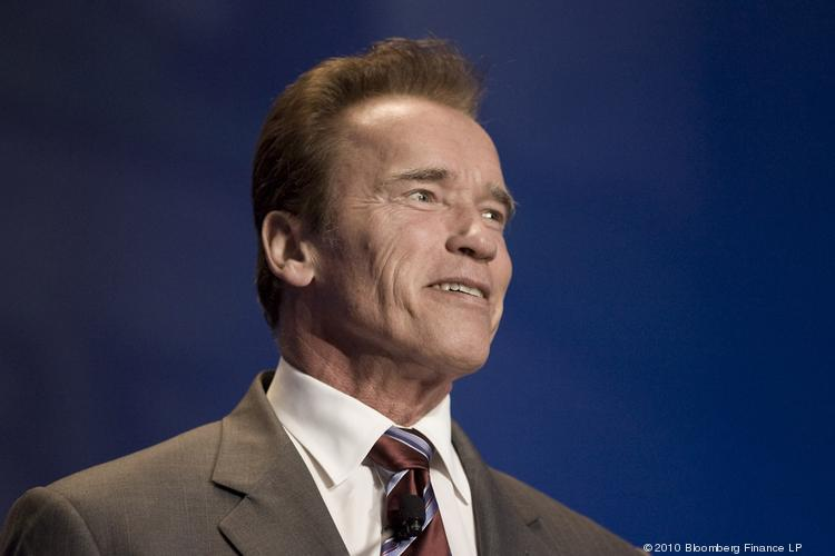 Former California Gov. Arnold Schwarzenegger will be named as an honorary forest ranger by the U.S. Forest Service for his efforts on climate change.