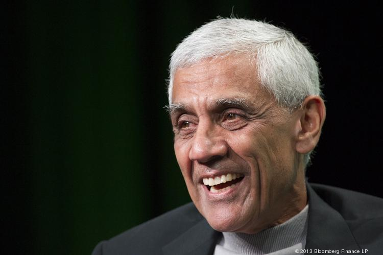 Vinod Khosla's Khosla Ventures participated in the latest financing round for San Francisco mobile-payments company Stripe.
