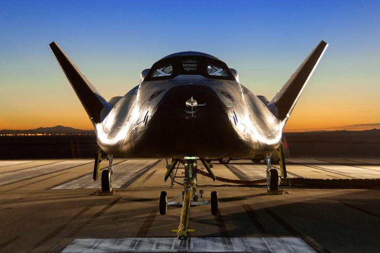Sierra Nevada Corp.'s Dream Chaser space plane.