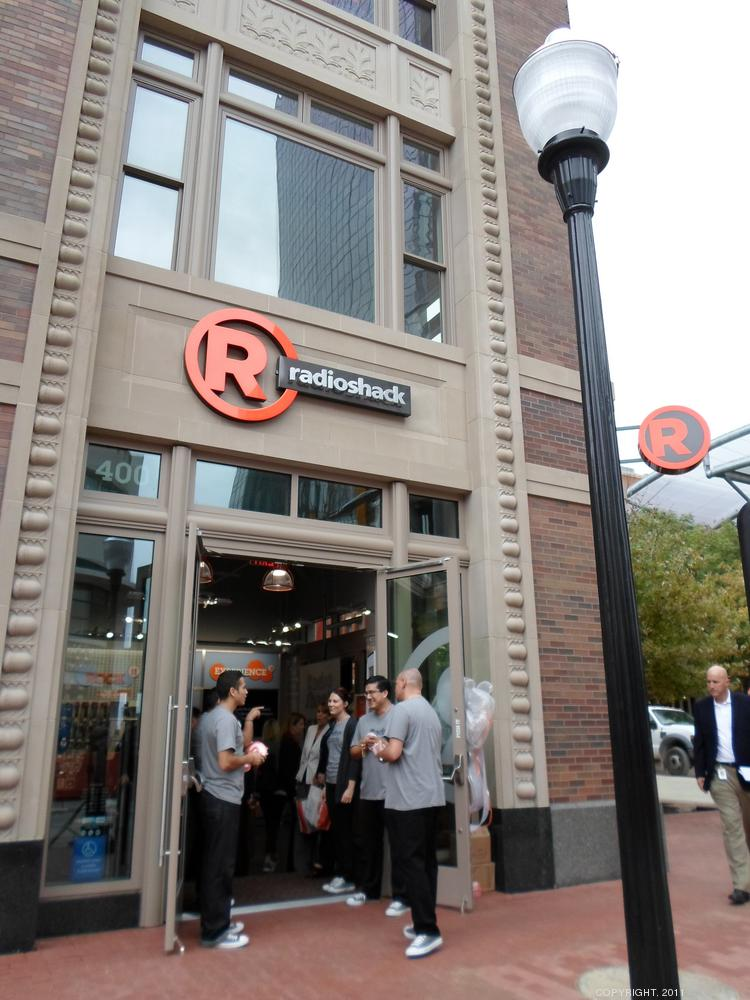 RadioShack announced that it would cut back on store closures and pursue other cost reducing measures.