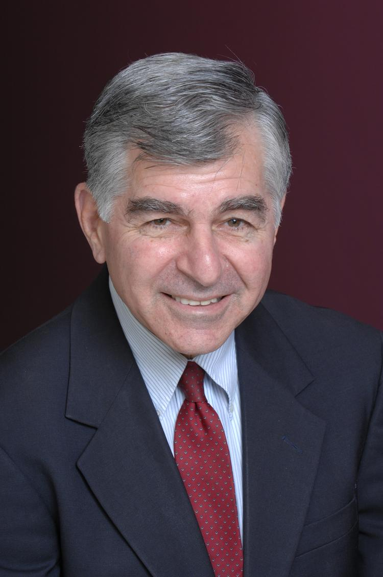 Former governor Mike Dukakis will celebrate his 80th birthday at an event at the Boston Convention & Exhibition Center on Nov. 1.