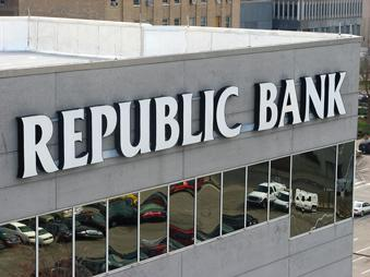 Republic Bank & Trust Co. 2013 rank: 5  The bank's total MSA deposits (in $000) as of June 30, 2013 was $1,625,631.