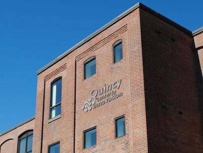 The Quincy Center for Innovation, which opened last fall, is expanding to add 30 more start-ups.