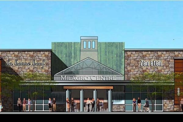 milagro center carmichael public market space render