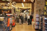 """The roughly 50,000-square-foot store is laid out using a """"shop within a shop"""" format."""