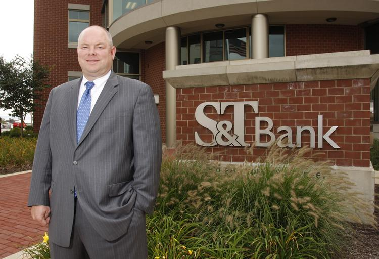 S&T Bank is adding loan offices in new regions, said CEO Todd Brice.