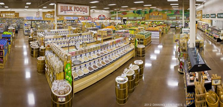 Sprouts focuses on healthy organics, produce and prepared foods. It's newest store is set for Overland Park, Kan.