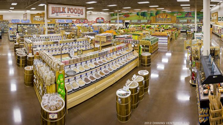Sprouts focuses on healthy organics, produce and prepared foods. It's grown to more than 180 stores in 10 states.