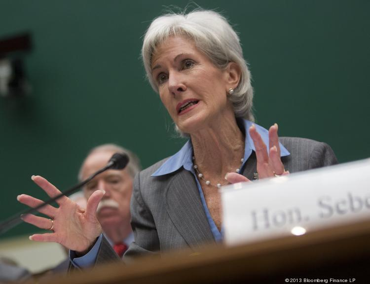 Kathleen Sebelius, secretary of Health and Human Services (HHS), announced 1,662 North Carolinians had enrolled in a health insurance plan through the federal online marketplaces.