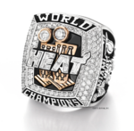 Jostens delivers latest championship rings to Miami Heat