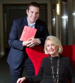 Pat Fearey, a pioneering female PR executive, sells the Fearey Group to the company's president
