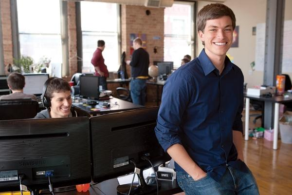 Emerson Spartz's startup Spartz Inc. has raised a total of $9.5 million since it was founded in 2009.