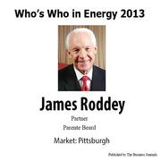 Who's Who in Energy 2013: James Roddey (Pittsburgh)