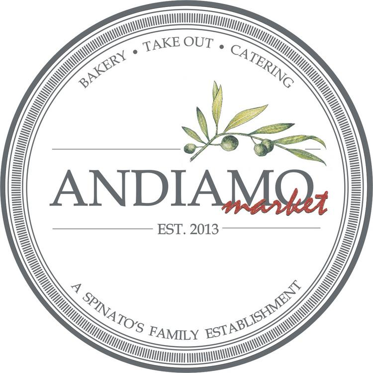 Spinato's Pizzeria will debut a new grab-and-go market concept called Andiamo Market inside its new restaurant, slated to open next month.