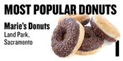 No. 1. Marie's Donuts, 2950 Freeport Blvd., Land Park, based on Yelp and Urbanspoon ratings.