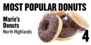 No. 4. Marie's Donuts, 6143 Watt Ave., North Highlands, based on Yelp and Urbanspoon ratings.
