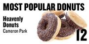 No. 12. Heavenly Donuts, 3950 Cambridge Road Suite 4, Cameron Park, based on Yelp and Urbanspoon ratings.