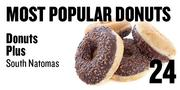 No. 24. Donuts Plus, 1500 W. El Camino Ave., South Natomas, based on Yelp and Urbanspoon ratings.