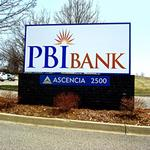 Louisville's Porter Bancorp has comparatively strong quarter