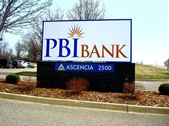 Porter Bancorp Inc. is the holding company for PBI Bank.