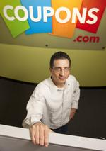 CNET editor-in-chief lands at IPO-bound Coupons.com