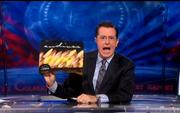 Stephen Colbert received a box of endive from California Endive Farms of Rio Vista.