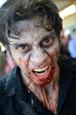 Horror convention scares up big business