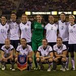Sporting Park will host Women's World Cup qualifier round