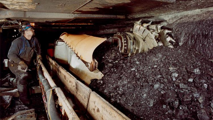 Appalachian coal is being squeezed by imports.