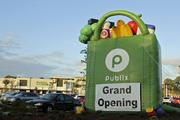 The new Sawgrass Village Publix opened Thursday, Oct. 31 in Ponte Vedra Beach.