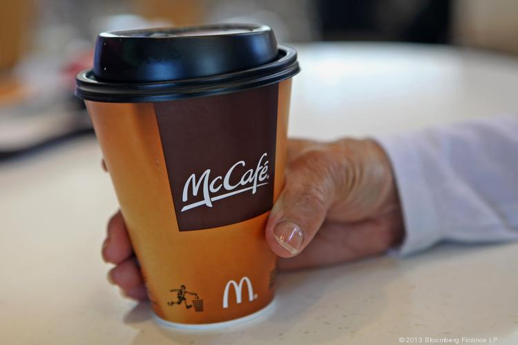 McDonald's plans to sell its coffee in grocery stores.