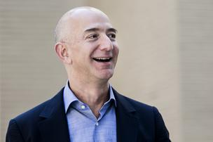 Jeff Bezos ranked 15th on Forbes list of the world's most powerful people.