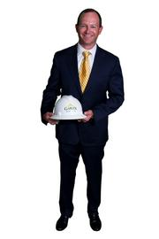 Benjamin Pisklak  I brought a hard hat to represent all the projects I've worked on with Gables.