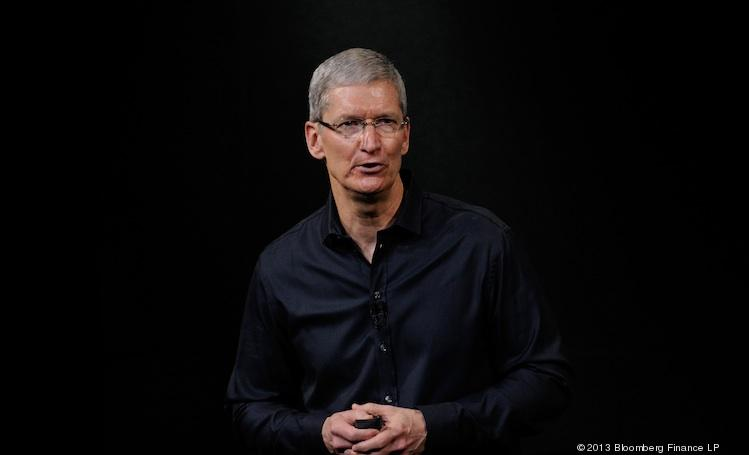 Apple CEO Tim Cook stayed in the spotlight this year, advocating for a ban on workplace discrimination, defending his company's tax practices before Congress and dealing with shareholder lawsuits.