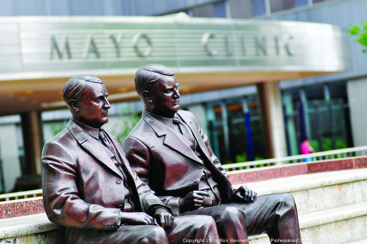 Mayo Clinic plans to spend $3.5 billion to upgrade its facilities in the next 20 years.