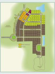 Alverta will include a total of 125 single-family residences on about 52 acres.