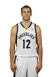 Nick Calathes Position: Guard/forward Age: 24 Hometown: Casselberry, Fla.  College: University of Florida Career highlights: College — Ranks third in University of Florida history for career assists with 452 after two seasons; professional — 2012-13 EuroCup MVP Pregame ritual: 'Stay focused, watch the video they put on and think about the game.' Favorite ride: Ford Raptor — 'That's my baby.'  Role with the Grizzlies this year: 'Whatever the team needs and whatever coach wants. I can play point guard and help Mike off the ball.' To stay focused on the road: 'Take care of your body. There will be nicks and bruises during the season. It's a long season.' Lives in the offseason: In transition