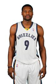 """Tony Allen Position: Guard Age: 31 Hometown: Chicago College: Oklahoma State Career highlights: Two-time NBA All-Defensive First Team (2012–2013); NBA All-Defensive Second Team (2011); Big 12 Conference Player of the Year (2004); Big 12 Tournament MVP (2004) Pregame ritual: Strength and conditioning Role with the Grizzlies this year: """"I like what we had going last year, I was one of those guys who needed to do the dirty work."""" Favorite ride: Rolls Royce To stay focused on the road: Study and prepare for opponents  Lives in the offseason: Memphis"""